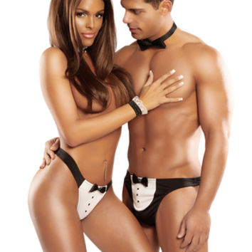 Magic Silk Black Tie Optional Set  One