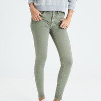 AE Ne(x)t Level Hi-Rise Jegging, Dusty Sage
