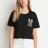 Mickey Mouse Boxy Tee