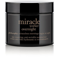 Miracle Worker Overnight Age-Resetting Anti-Wrinkle Moisturizer