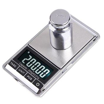 DCCKFS2 200gx0.01g Mini Digital Scale Portable Weighting Scale Weight Scales LCD Electronic  Pocket Case Kitchen Jewelry Diamond Balanca