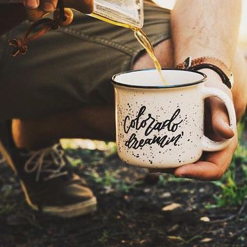 Colorado Dreamin' Campfire Mug
