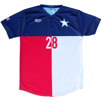 Texas State Cup Soccer Jersey