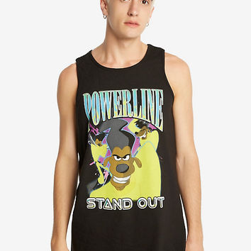 Disney A Goofy Movie Powerline Stand Out Tank Top