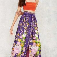 Vintage All Grown Up Maxi Skirt