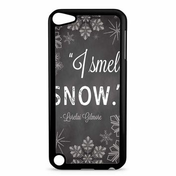 Gilmore Girls Quotes Snow iPod Touch 5 Case