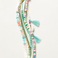 Spicata Layer Bracelet by Hipanema Mint One Size Bracelets