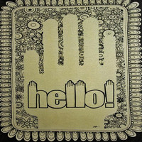 Canvas Wall Art - Hello