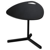 DAVE Laptop table - black  - IKEA