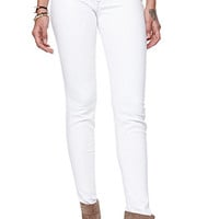 Bullhead Denim Co Snow Storm White Skinniest Jeans at PacSun.com