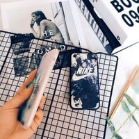 Adidas NIKE 2017 Hot ! iPhone 7 iPhone 7 plus - Stylish Cute On Sale Hot Deal Apple Matte Couple Phone Case For iphone 6 6s 6plus 6s plus