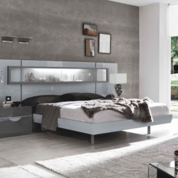 Composition 16 Platform Bed by ESF Furniture - Opulentitems.com