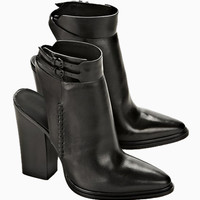 Pointed High Heeled Sandal Boots - Choies.com