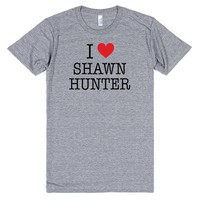 I Love Shawn Hunter Shirt - Boy Meets World