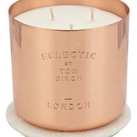 'London' Copper Candle