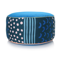 Arro Home Lagoon Ottoman - The Family Love Tree