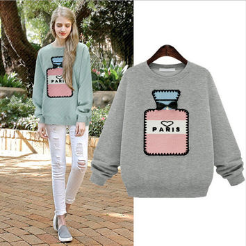 Womens Paris Sweatshirt