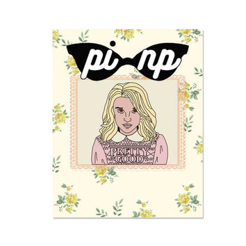 Pre Order - Pretty Good Eleven Pin - Stranger Things
