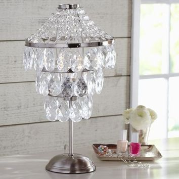 Sparkle Drop Table Lamp