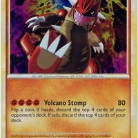 Pokemon - Groudon (6/95) - Call Of Legends - Holo