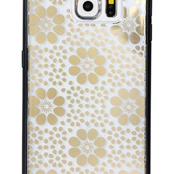 Sonix 'Clear Floral' Samsung Galaxy S6 Edge Case
