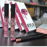 KYLIE JENNER Lip kit lip gloss matte Lip gloss liquid Lipsticks