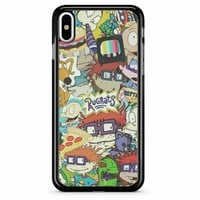 Rugrats Collage iPhone X Case