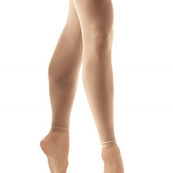 Ladies' Footless Tights