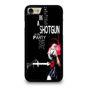THE PRETTY RECKLESS QUOTES iPhone 7 Case Cover