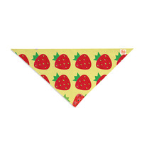 "Jane Smith ""Seasons Summer"" Pet Bandana, 28"" x 20"" - Outlet Item"