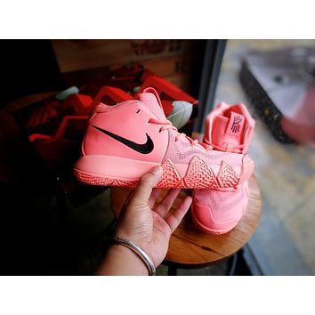 nike kyrie 4 atomic pink basketball shoe 40 46