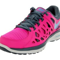 New Nike Dual Fusion Run 2 Pink/Grey Ladies 7
