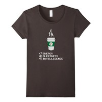Coffee Power Up T-Shirt