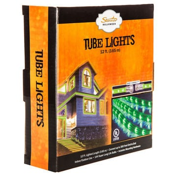 Green Tube Lights | Hobby Lobby | 205095047