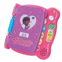 VTech Disney Doc McStuffins Discover and Learn Big Book of Boo-Boos