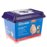 Grreat Choice® Critter Keeper Small Animal Home | Travel Carriers | PetSmart