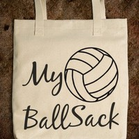 My VolleyBall Sack