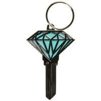 Diamond Supply Co Brilliant Metal Key - Men's at CCS