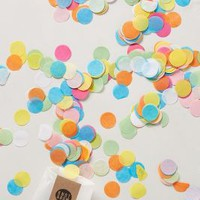 Vibrant Party Confetti by Anthropologie in Multi Size: One Size Gifts