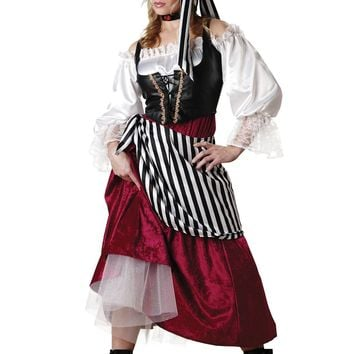 Pirate's Wench Costume for Women
