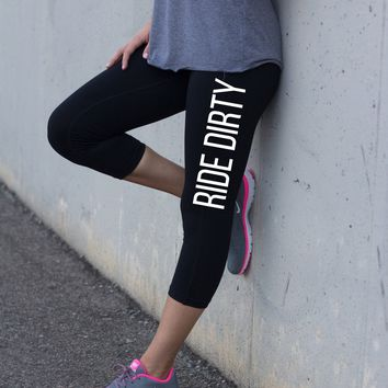 Ride Dirty Training Leggings