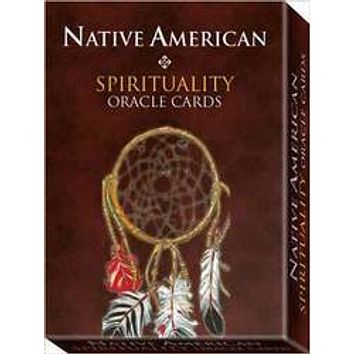 Native American oracle cards by Massimo Rotundo