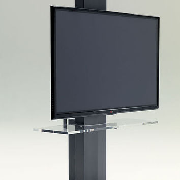 X011 Uno Plasma LCD TV Rack by Ozzio