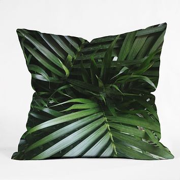Chelsea Victoria Jungle Vibes Outdoor Throw Pillow