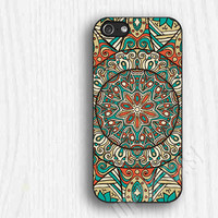 mandala phone 4 cases, iphone 4s cases, iphone 5 cases,iphone 5s cases,iphone 5c cases,iphone cases 5s christmas gifts 056