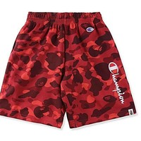Champion x Bape Shorts