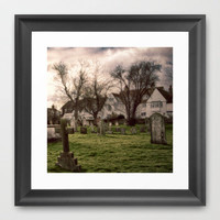 Final resting place Framed Art Print by Shalisa Photography | Society6