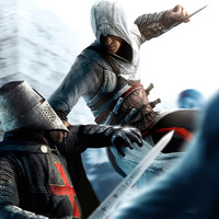 Assassin's Creed Altair video game poster 18x24