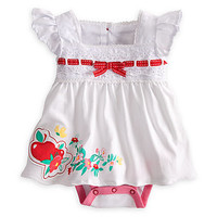 Snow White Dress Disney Cuddly Bodysuit for Baby | Disney Store