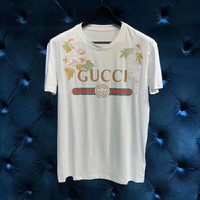 NEW 100% Authentic 2018ss Gucci T Shirt d022